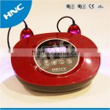 New products HNC 2015 anti aging therapy equipment LED red and blue light beauty apparatus