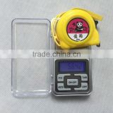 Wholesale Hot Sell Electronic Pocket Scale With Battery And Clear Plastic Lid