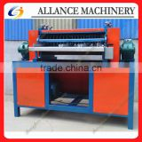 copper aluminium radiator recycling machine