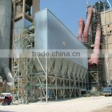 cement plant air pollution control system
