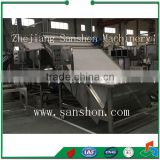 China Shrimp Grading Machine,Stainless Steel Shrimp Washing Grading Machine