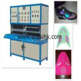 famous brand li ning kpu shapping shoes making machine