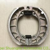 Motorcycle brake shoe for CG125,weightness of 160g,ISO9001:2008