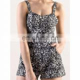 New women Animal Print Playsuit