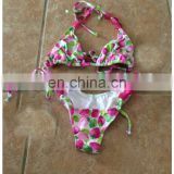 Printed Swimwear Bikini Dress