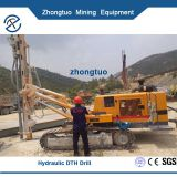 China hydraulic crawler drill machine manufacturers