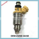 23250-16150New Introduced Products Flow Matched Fuel Injector fits Cars OEM 23209-16150