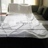 white color 100% cotton 40x40 180T plain wholesale flat sheets