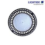 Lightide UFO LED High_Low Bay Lights 150W, DLC/cETL/CE, 100-277VAC, 160 lm/W, 5 yrs warranty