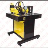 DHY-150 hydraulic busbar bending cutting and hole punching machine