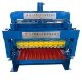 Roofing Sheet Making Machine Double Layer Roll Forming Machine
