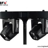 75W Beam Twins Moving Head Lights