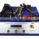 common rail injector test simulator CR1800, with piezo injector testing function