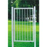 Basic French Door Style Single Wing Bar Gate