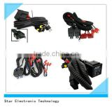 Factory supply Xenon HID Conversion Kit electrical auto light Wiring Harness for H4 9003 HB2