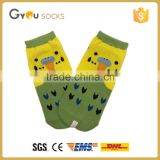 funny bird cartoon faces cheap ankle socks women men ankle socks