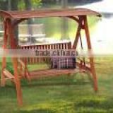 BEST BUY wholesale garden furniture, wooden swing - outdoor leisure furniture swing - outdoor new furniture design swing