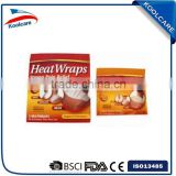 air activated neck&shoulder heat wrap
