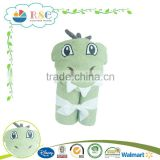 baby wrap baby hooded towel softtextile poncho