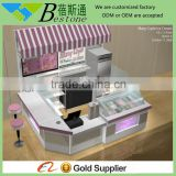 10x 12 feet Modern shopping mall used gelato showcase,ice cream kiosk for sale