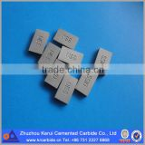 Stone cutting tools tungsten carbide insert SS10 from Zhuzhou manufacturer at lower cost