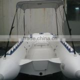 PVC/HYPALON Rigid inflatable boat 13.78 feet Inflatable Boat
