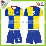 short sleeve full wholesale soccer jerseys custom sublimated soccer jersey