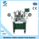 Mobile Phone Battery Protection Board 1 Shape Nickle Sheet Automatic Spot Welding Machine