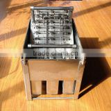 Stainless Steel Ice Lolly Mould Popsicle Basket Tray Mold                                                                         Quality Choice