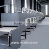Microwave mushroom drying and sterilization equipment