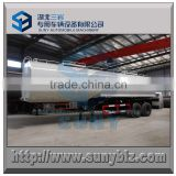 35 cbm insulation transport bitumen tank semi trailer 2 axle heating pitch tanker trailer                                                                         Quality Choice