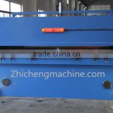zhicheng 509-30T hydraulic precision four column die cutting machine Paper plate making machine