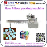 Discount!!!Horizontal Flow laundry Soap tablet Packing / sealing / wrapping Machine Shanghai factory Price
