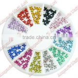 R-112 Nail Art ,2014 Hot Sell nail art;crystal stones,Professional Nail Beauty,Nail Rhinestones