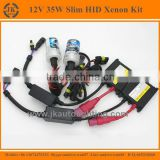 Factory Direct Wholesale High Quality 12V 35W HID Xenon Kit Super Bright Waterproof HID Light for cars