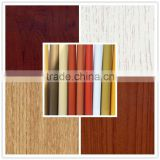 Size 0.12-0.5mm woodgrain laminating pvc and membrane for furniture