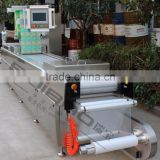 Strech film vacuum packing machine for food commercial