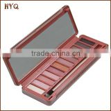 New arrival custom palette Make-Up Cosmetics 12 color eyeshadow palette