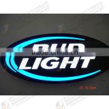 New type magnet or pull hook fixed taxi top advertising light box