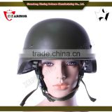 2016 hot selling ballistic helmet bulletproof helmet with visor
