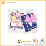 Various colors and types paper cosmetic gift set packaging box custom design                                                                                                         Supplier's Choice