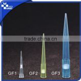 Lab Pipette Tips 1ml With Filter For Gilson