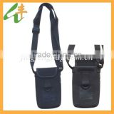 black hot sale cell phone shoulder strap bags