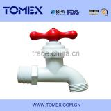 1/2inch 3/4inch plastic Beverage Taps /bib tap/water dispenser taps in china supplier                                                                         Quality Choice