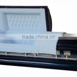 Funeral metal casket and coffin funeral products china manufacturer