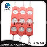 China factory directly sales CE RoHS approval 5050/2835 SMD ABS Injection Samsung led module with lens                                                                         Quality Choice