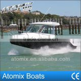 6m Australia Fiberglass speed boat with cabin (600 Hard Top Fisherman)