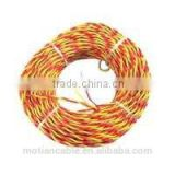 resistance wire electric blanket/Flame Resistant Copper Conductor PVC Insulated Twisted Pair Connecting Flexible electric wires