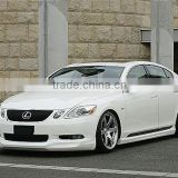 Car Bodykits Add On Skirting To Fit For Lexus GS300