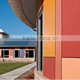 Fireproof Panel High Pressure Laminates Hpl Exterior Board For Outdoor Wall Cladding